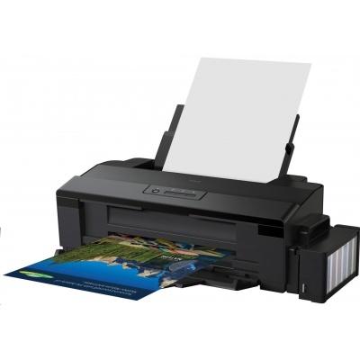 EPSON tiskárna ink EcoTank L1800, A3+, 15ppm, USB, Foto tiskárna,  6ink, 3 roky záruka po registraci