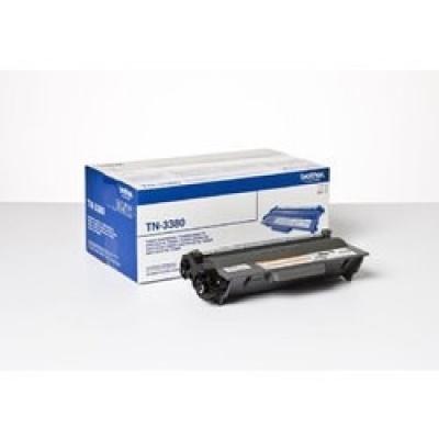 BROTHER Toner TN-3380 pro HL5440D, HL5450DN, Hl5470DW, HL6180DW,MFC-8950DW  - 8000stran