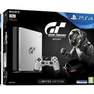 SONY PlayStation 4 1TB F Chasis (slim) - černý + TLOU + U4 + R&C