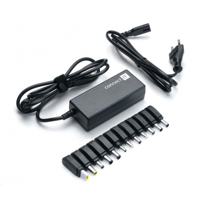 CONNECT IT Univerzální notebookový adaptér 90W