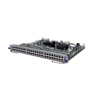 HPE 7500 48p Gig-T PoE+ Extended Module