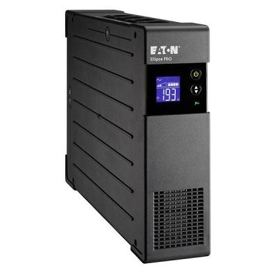 Eaton Ellipse PRO 1600 FR, UPS 1600VA, 8 zásuvek, LCD, české zásuvky