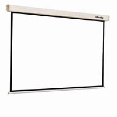 Reflecta ROLLO Crystal Lux (300x300cm, 1:1, 4cm černý okraj) plátno roletové