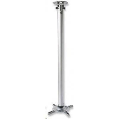 MANHATTAN Stropní držák projektoru, natáčecí (122-202cm, ±15°/360°, max. 15kg)
