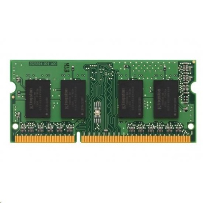8GB 1333MHz SODIMM, KINGSTON Brand  (KCP313SD8/8)