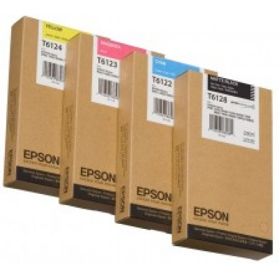 EPSON ink bar Stylus Pro 7400/7450/9400/9450 - yellow (220ml)