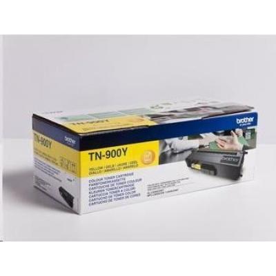 BROTHER Toner TN-900Y Laser Supplies