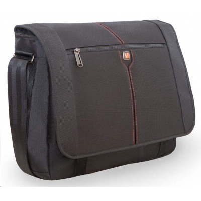 "VERBATIM Taška Notebook Messenger Bag ""Berlin"" 16"" Black"