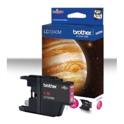 BROTHER INK LC-1240M magenta MFC-J6910DW cca 600