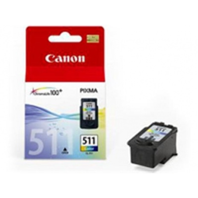 Canon BJ CARTRIDGE PG-511 (PG511) - BLISTER SEC